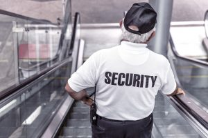 Static security guards by Accurate Solutions Security Ltd