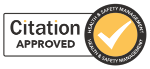 Citation Approved Logo Heath & Safety Management